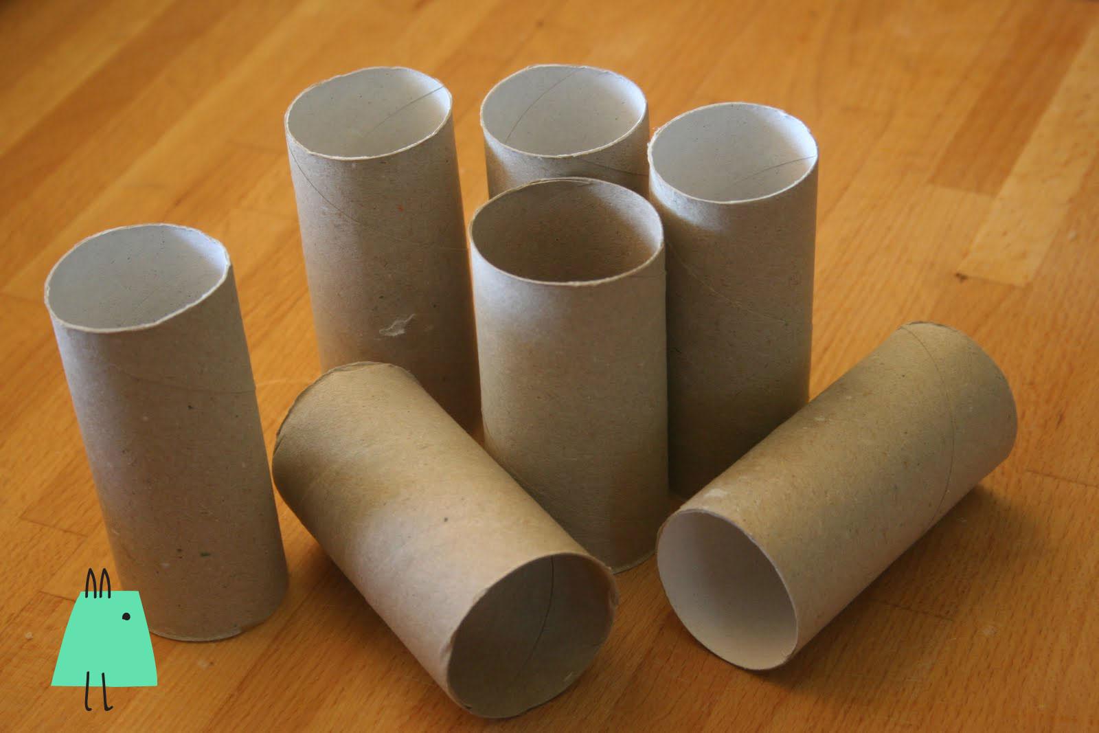 Как сделать из туалетной бумаги стакан
