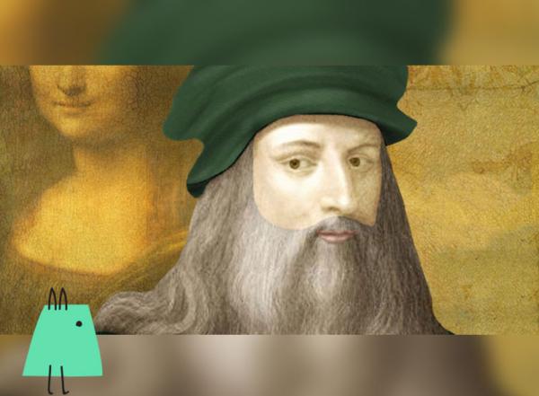 Leonardo Da Vinci İle Müzede Bir Gün