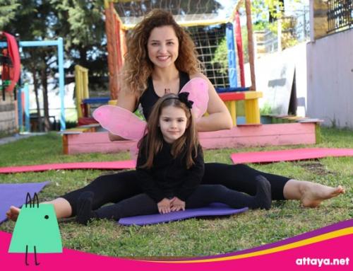 Çocuk Yogası ve Masal Atölyesi Kampı