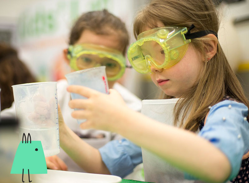 BASF Kids' Lab Clever Foodies