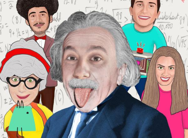 Zaman Makinesi 2 - Albert Einstein - Çocuk Tiyatrosu