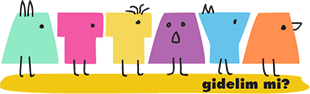 Çocuklar için etkinlik ve aktivite rehberi Logo