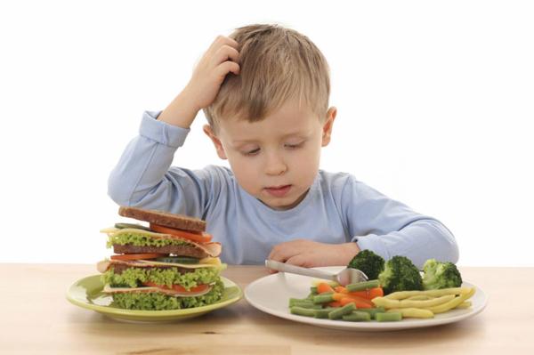 Çocuğunuz yemek yemek istemiyorsa bir sebebi olabilir