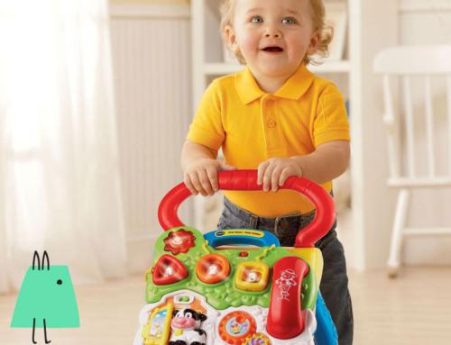 Yürüteç çocukların yürümesine gerçekten yardımcı olur mu?